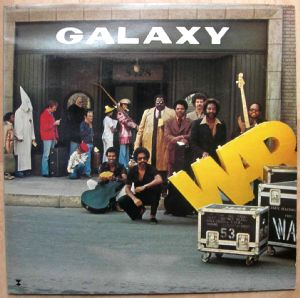 WAR - Galaxy - LP