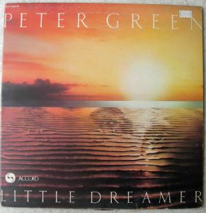 PETER GREEN - Little dreamer - LP