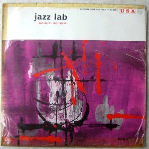 DON BYRD GIGI GRYCE - Jazz lab - LP