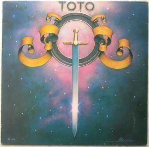 TOTO - Same - LP
