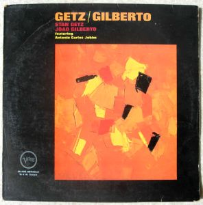 STAN GETZ JOAO GILBERTO FEAT ANTONIO CARLOS JOBIM - Getz / Gilberto - 33T