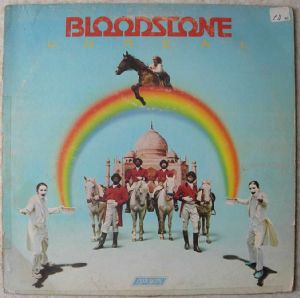 BLOODSTONE - Unreal - LP