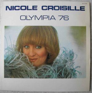 NICOLE CROISILLE - Olympia 76 - LP