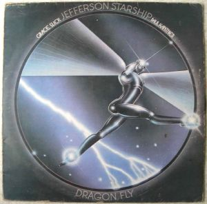JEFFERSON STARSHIP - Dragon Fly - LP