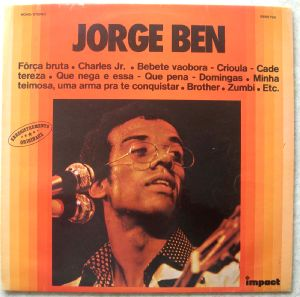 JORGE BEN - Same - LP Gatefold