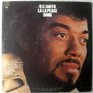 O.C. SMITH - La la peace song - LP