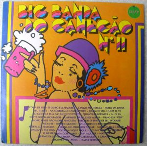 BIG BANDA DO CANCECAO - Vol. 11 - LP