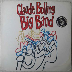 CLAUDE BOLLING BIG BAND - Live at the Meridien - LP