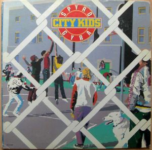SPYRO GYRA - City Kids - LP