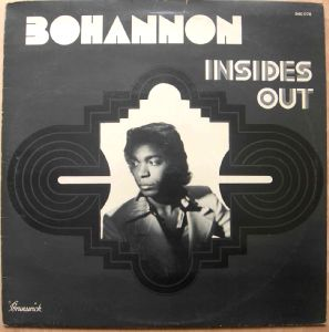 BOHANNON - Insides out - LP