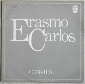 ERASMO CARLOS - Convida - LP