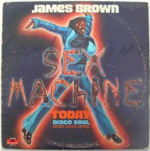JAMES BROWN - Sex machine - LP