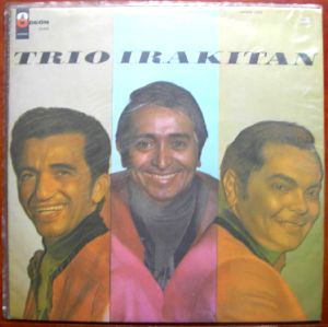 TRIO IRAKITAN - Same - LP