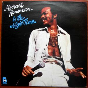 MICHAEL HENDERSON - In the night time - LP