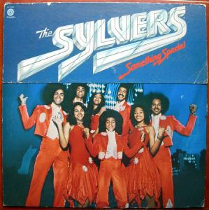 THE SYLVERS - Something special - LP