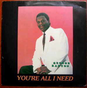 GEORGE BANTON - You're all I need - LP