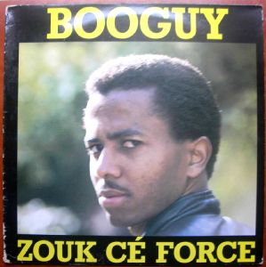 BOOGUY - Zouk cé force - LP