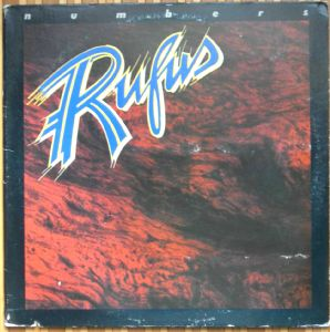 RUFUS - Numbers - LP