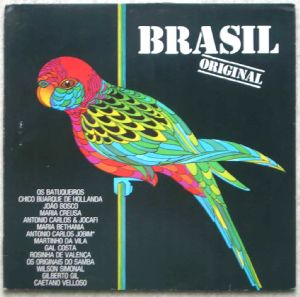 VARIOUS (JOAO BOSCO, GAL COSTA, WILSON SIMONAL, …) - Brasil original - LP x 2