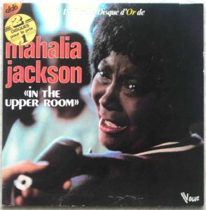 MAHALIA JACKSON - In the upper room - LP x 2