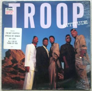 TROOP - Attitude - LP