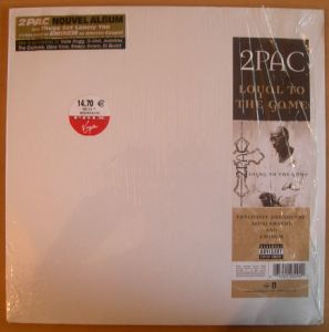 2 PAC - Loyal to the game - LP x 2