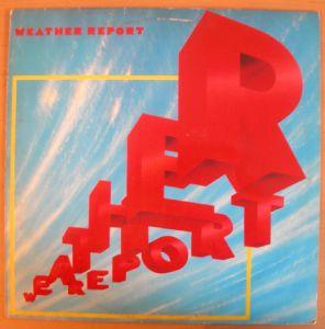 WEATHER REPORT - Same - LP