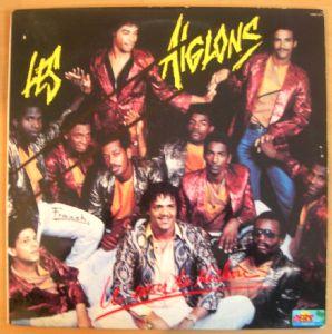 LES AIGLONS - Le cœur de michou - LP