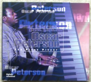 OSCAR PETTERSON - The piano player - CD