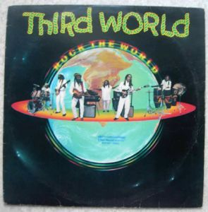 THIRD WORLD - Rock the world - LP
