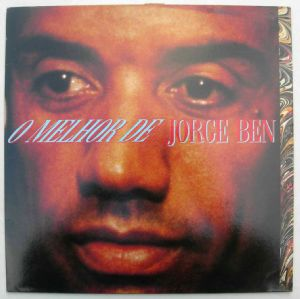 JORGE BEN - O melhor de - LP