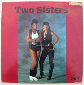 TWO SISTERS - Same - LP