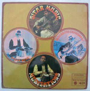 DEBABRATA CHAUDHURI / FAIYAZ KHAN - Meditations - LP