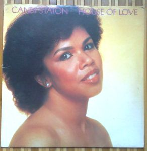 CANDI STATON - House of love - LP