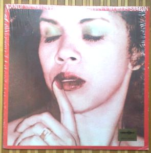 CANDI STATON - Music speaks louder than words - LP