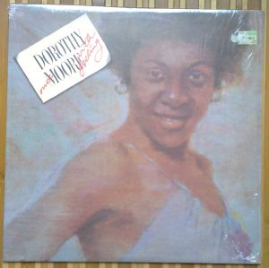 DOROTHY MOORE - Once with feeling - LP