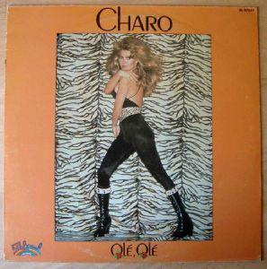 CHARO - Ole ole - LP
