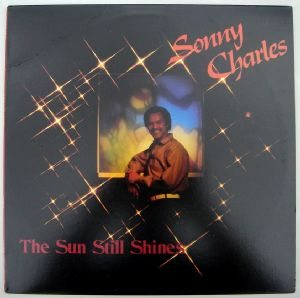 SONNY CHARLES - The sun still shines - LP