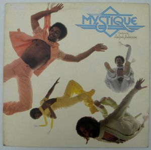 MYSTIQUE - Same - LP
