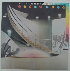 AL HUDSON & THE PARTNERS - Happy Feet - LP
