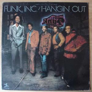 FUNK INC. - Hangin out - LP