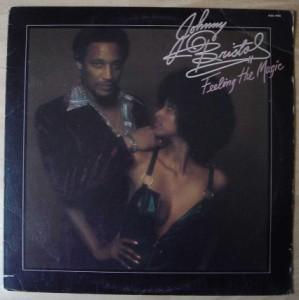 JOHNNY BRISTOL - Feeling the magic - LP