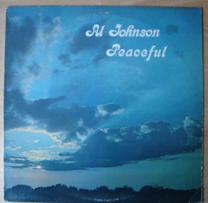 AL JOHNSON - Peaceful - LP