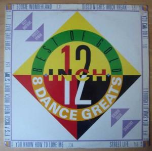 BEST OF GOLD 12 INCH - Volume 1 - LP