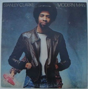 STANLEY CLARKE - Modern Man - LP