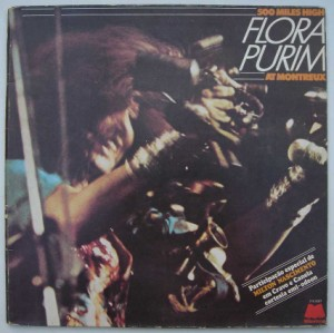 FLORA PURIM - 500 miles high - LP Gatefold