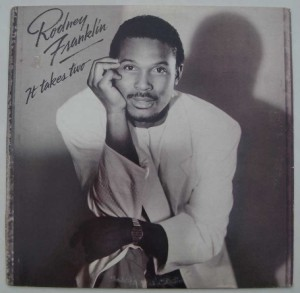 RODNEY FRANKLIN - It takes two - LP