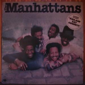 THE MANHATTANS - Same - LP