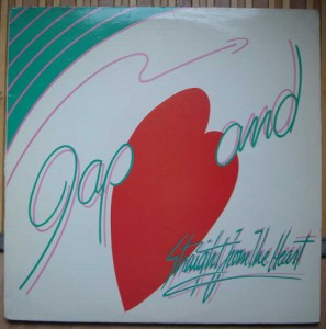 GAP BAND - Straight from the heart - 12 inch 33 rpm
