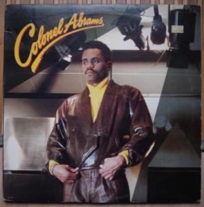 COLONEL ABRAMS - Same - LP